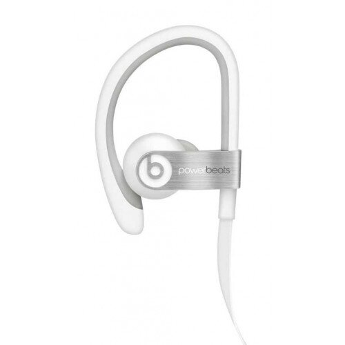 Beats Powerbeats2 In-Ear Wired Headphones - White