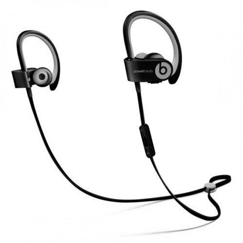 Beats Powerbeats2 Wireless In-Ear Headphones - Black Sport