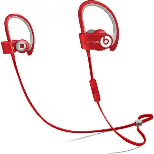Beats Powerbeats2 Wireless In-Ear Headphones - Red