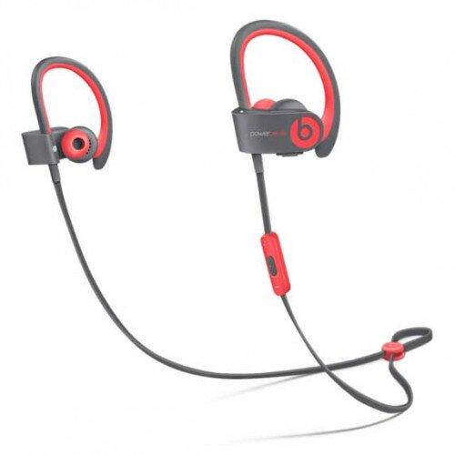 Beats Powerbeats2 Wireless In-Ear Headphones - Siren Red