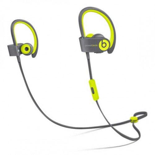 Beats Powerbeats2 Wireless In-Ear Headphones - Shock Yellow