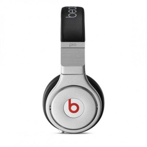 Beats Pro Over-Ear Headphones - Black/White