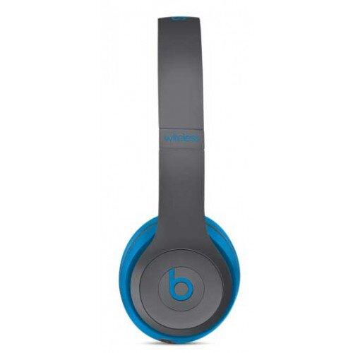 Beats Solo2 Wireless On-Ear Headphones - Flash Blue