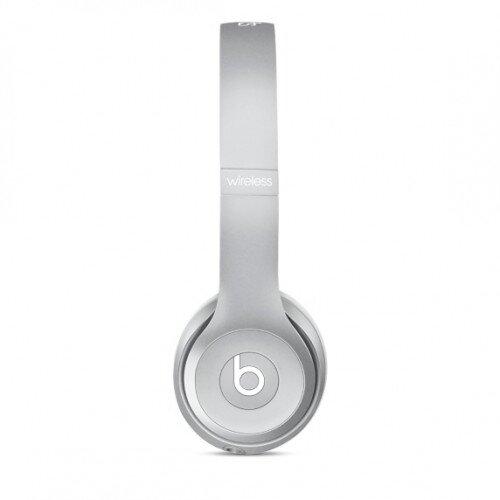 Beats Solo2 Wireless On-Ear Headphones - Silver
