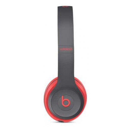 Beats Solo2 Wireless On-Ear Headphones - Siren Red