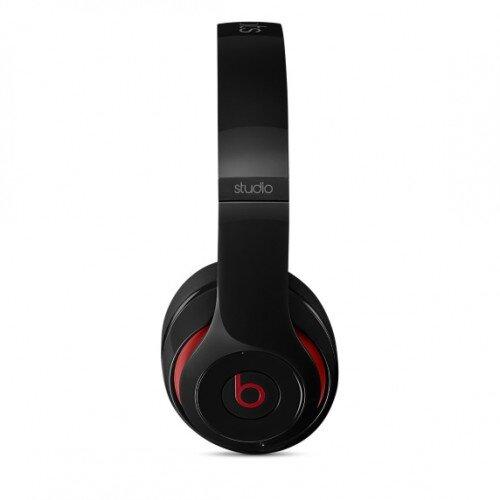 Beats Studio Over-Ear Wireless Headphones - Black