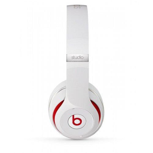 Beats Studio Over-Ear Wireless Headphones - White