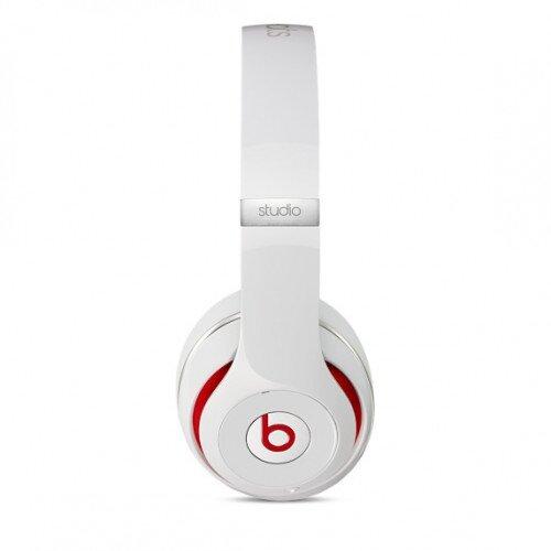 Beats Studio Wireless Over-Ear Headphones - White