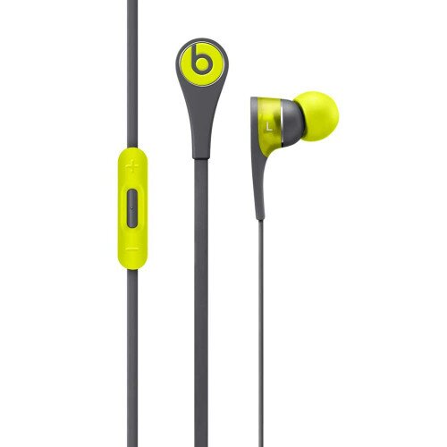 Beats Tour2 In-Ear Wired Headphones - Shock Yellow