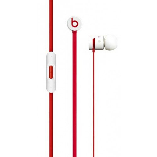 Beats urBeats In-Ear Wired Headphones - White