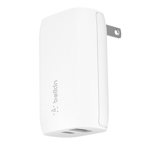 Belkin Boost Charge 30W USB-C PD + USB-A Wall Charger