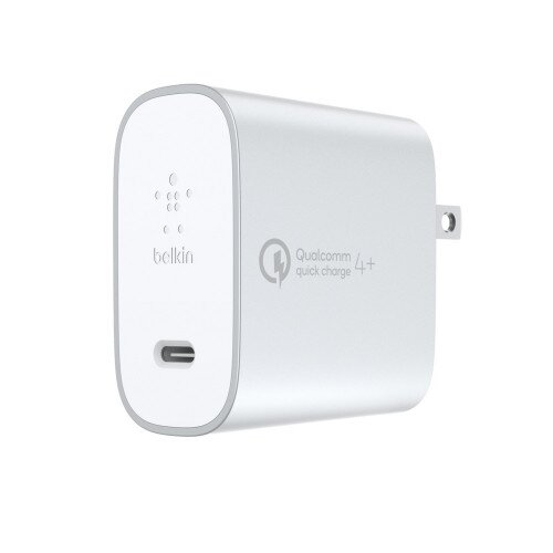 Belkin Boost Charge USB-C Home Charger + Cable with Quick Charge 4+