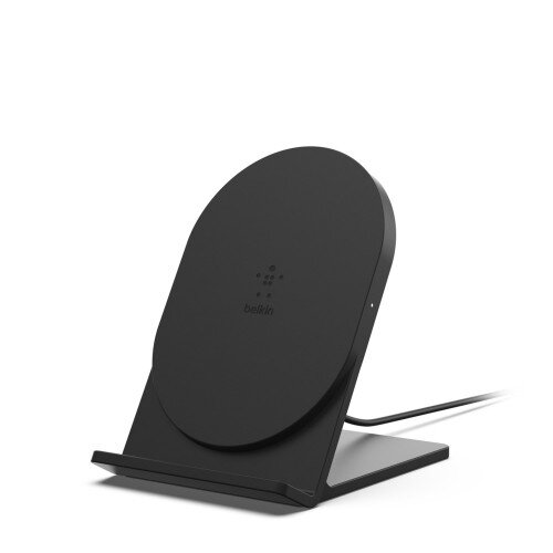 Belkin BOOST UP Wireless Charging Stand 5W (2019, AC Adapter Not Included)