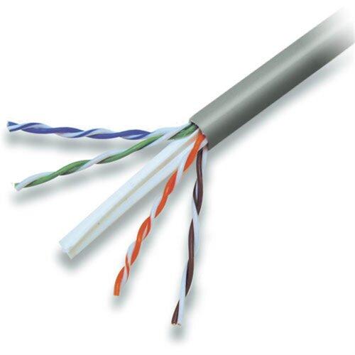 Belkin CAT6 Solid Bulk Cable - Gray