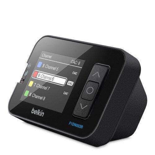 Belkin LCD Desktop Controller for 8 and 16-port Secure KVMs