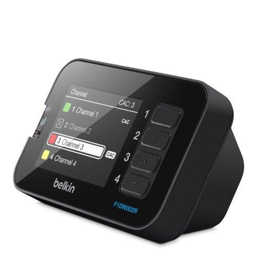 Belkin LCD Desktop Controller for Secure KVMs