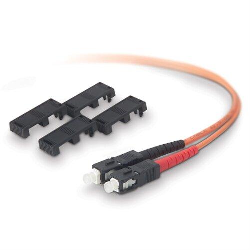 Belkin Multimode Duplex Fiber Patch Cable SC/SC