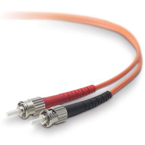 Belkin Multimode Duplex Fiber Patch Cable ST - ST