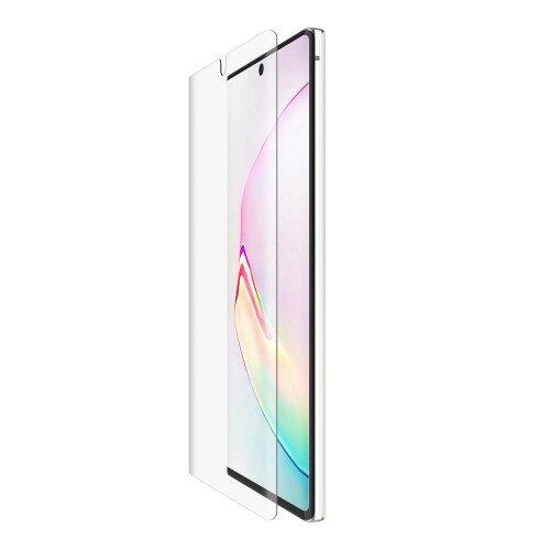 Belkin ScreenForce InvisiGlass Curve Screen Protector - Samsung Galaxy Note10+