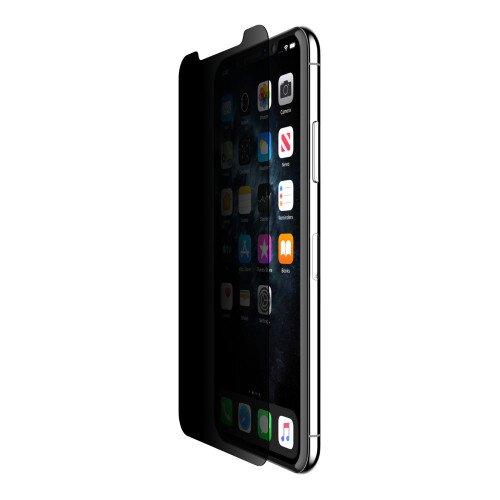 Belkin ScreenForce InvisiGlass Ultra Privacy Screen Protector - iPhone 11 Pro Max
