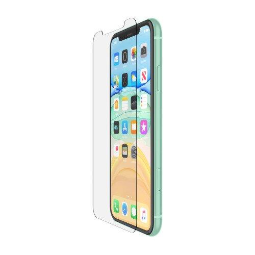 Belkin ScreenForce Tempered Glass Screen Protector - iPhone 11