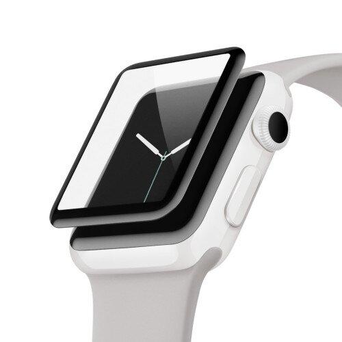 Belkin ScreenForce UltraCurve Screen Protector for Apple Watch (Water Resistant) - 42mm Series 2 / 42mm Series 3