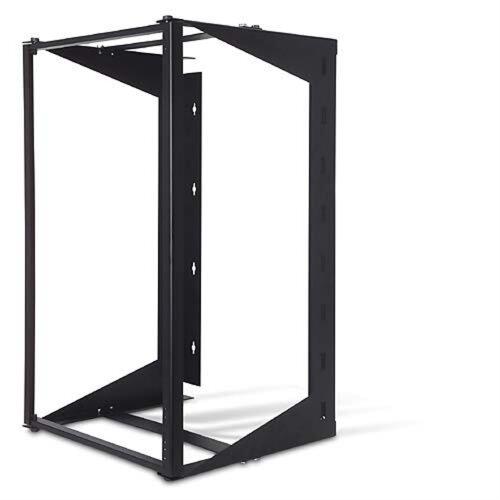 """Belkin Wall Mount Swing-Away Relay Rack (36""""H x 18""""D)"""