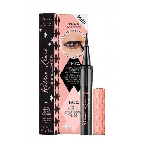 Benefit Cosmetics Roller Liner Liquid Eyeliner Travel Size Mini