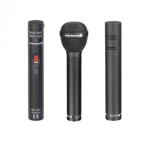 beyerdynamic M Series Product Family Wired Microphones for Live Performances