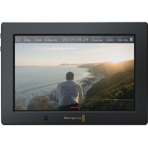Blackmagic Design Video Assist 4K HDMI-6G-SDI Recording Monitor