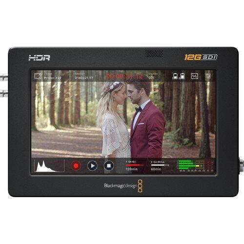 "Blackmagic Design Video Assist 5"" 12G HDR Recording Monitor"