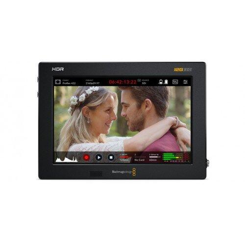 "Blackmagic Design Video Assist 7"" 12G HDR Recording Monitor"