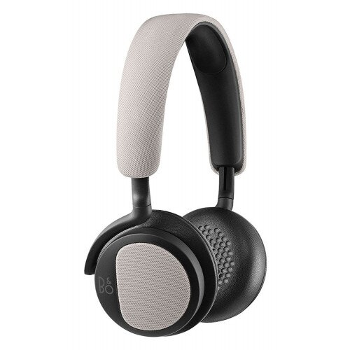 Bang & Olufsen BeoPlay H2 On-Ear Wired Headphones - Silver Cloud