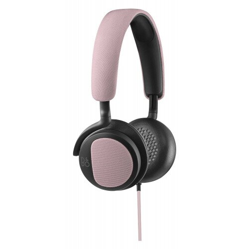 Bang & Olufsen BeoPlay H2 On-Ear Wired Headphones - Shaded Rosa