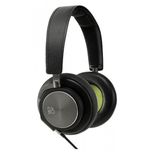 Bang & Olufsen BeoPlay H6 Over-Ear Wired Headphones - Black