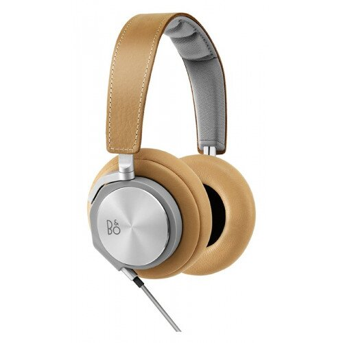 Bang & Olufsen BeoPlay H6 Over-Ear Wired Headphones - Natural