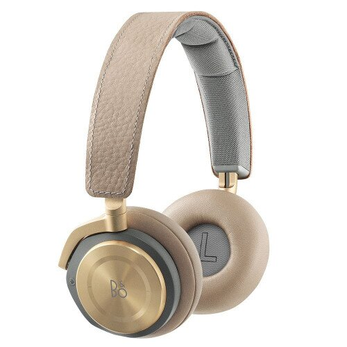 Bang & Olufsen BeoPlay H8 On-Ear Wireless Headphones - Argilla Bright