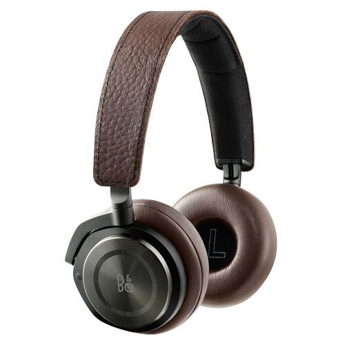 Bang & Olufsen BeoPlay H8 On-Ear Wireless Headphones - Gray Hazel