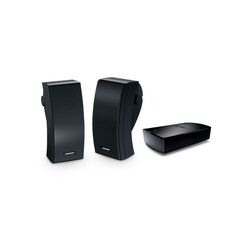 Bose SoundTouch Outdoor Wireless System with 251 Speakers - Black