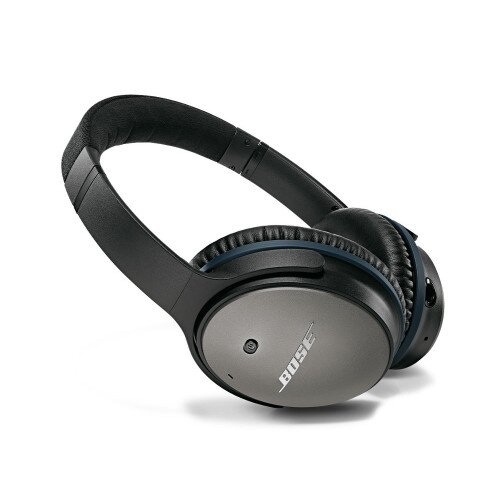 Bose QuietComfort 25 Acoustic Noise Cancelling Headphones - Android Devices - Triple Black