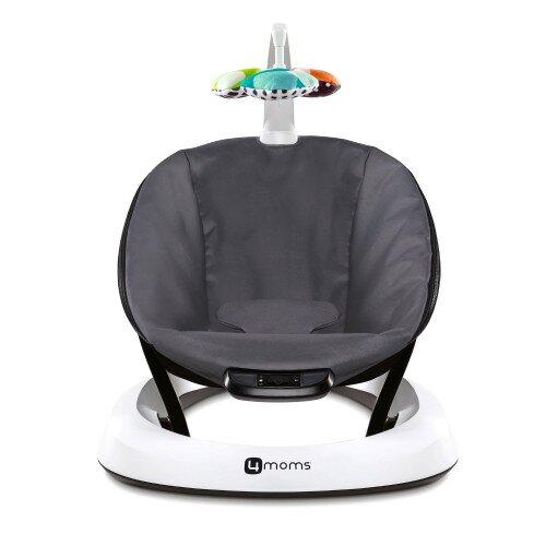 4moms bounceRoo Infant Seat - Dark Grey Classic