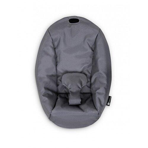 4moms Extra bounceRoo Seat Fabric - Dark Grey Classic