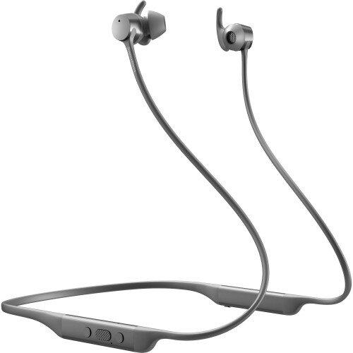 Bowers & Wilkins PI4 In-Ear Noise-Canceling Wireless Headphones - Silver