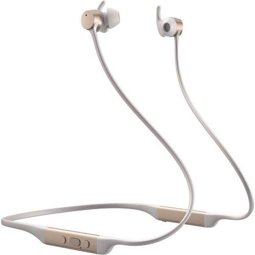 Bowers & Wilkins PI4 In-Ear Noise-Canceling Wireless Headphones - Gold