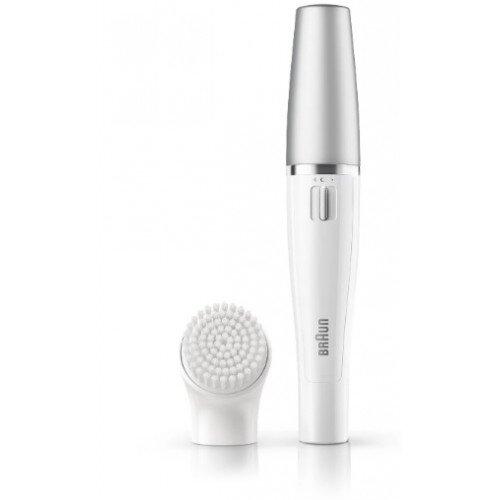 Braun Face 810 2-in-1 Facial Epilating & Cleansing System