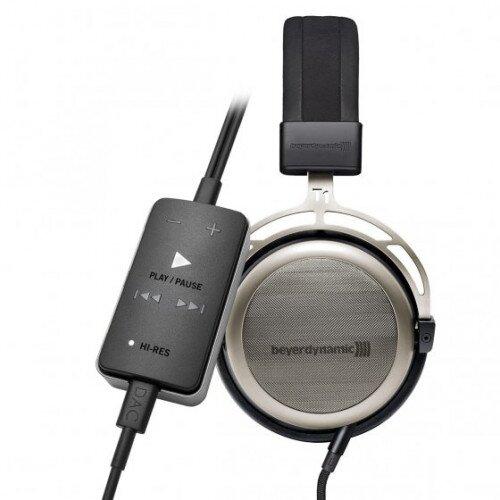 beyerdynamic CURTIS High-end T 1 Over-Ear Wired Headphones