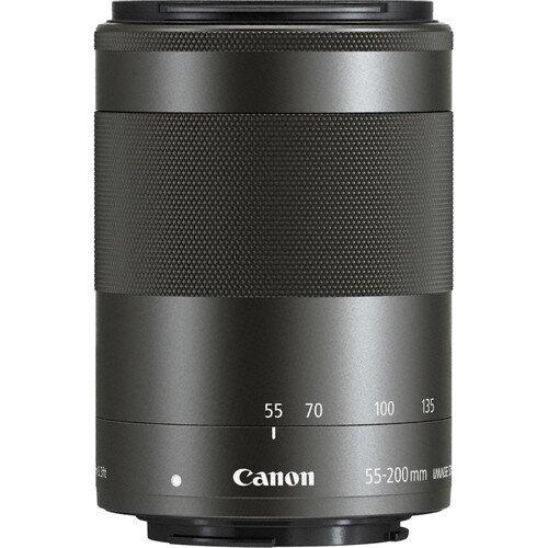 Canon EF-M 55-200mm f/4.5-6.3 IS STM Digital Camera Lens