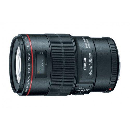 Canon EF 100mm Macro Lens - f/2.8L Macro IS USM