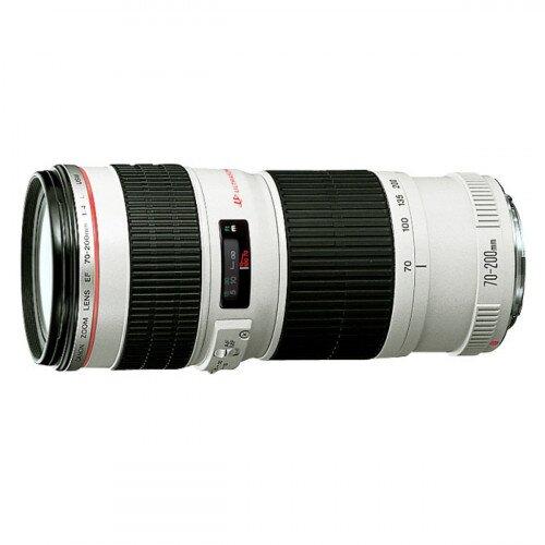 Canon EF 70-200mm Telephoto Zoom Lens
