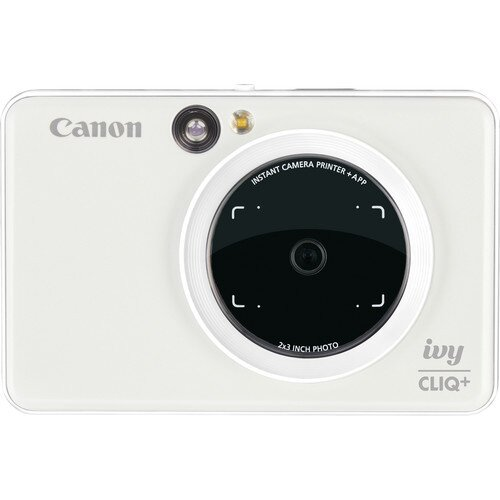 Canon IVY CLIQ+ Instant Camera & Portable Printer